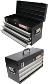 BGS BOXSYS1 Transportbox Werkzeugkoffer leer BGS systainer/® T-Loc 1 Systemkoffer