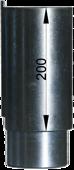 Stecksystem-Erhöhungen ATH TH200-2