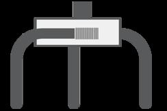 Olejový filtr – stavitelný klíč 3ramenný (pavouk)