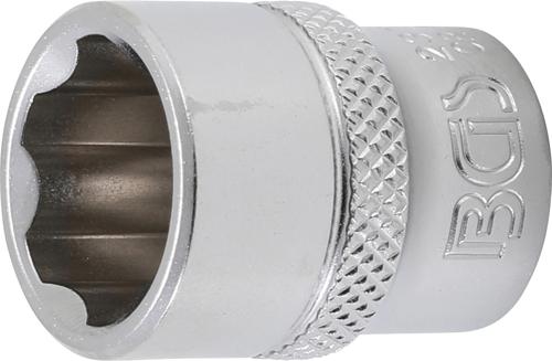 Socket 10 mm Drive BGS 2611 Super Lock deep 9 mm 3//8