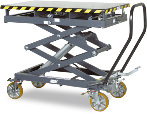 Gearbox Lifts & Lifting tables - Lifting Technology