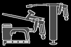 Ostatní pneumatické nářadí