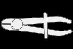 Svírací a uvolňovací kleště na hadice