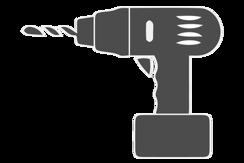 Elektrické / aku nářadí