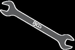 Oboustranný plochý klíč