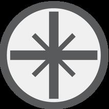 Křížová drážka PZ