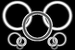 Těsnicí kroužky / O-kroužky