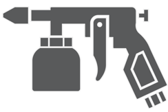 Pískovací technika