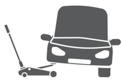 Zvedák vozidel a podstavné stolice
