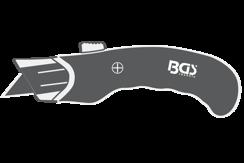 Nůž s odlamovací čepelí