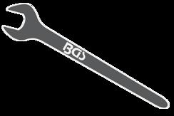 Jednostranný plochý klíč