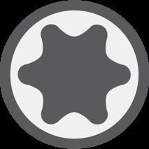 T profil (pro torx)