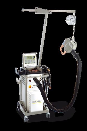 Resistance spot welding equipment - Produktkatalog - ELEKTRON