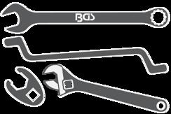 Klíče na šrouby