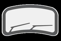 Stěrač a raménko stěrače