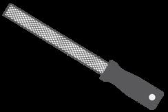 Pilníky / Brusky / Špachtle