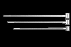 Kabelové vázací spony